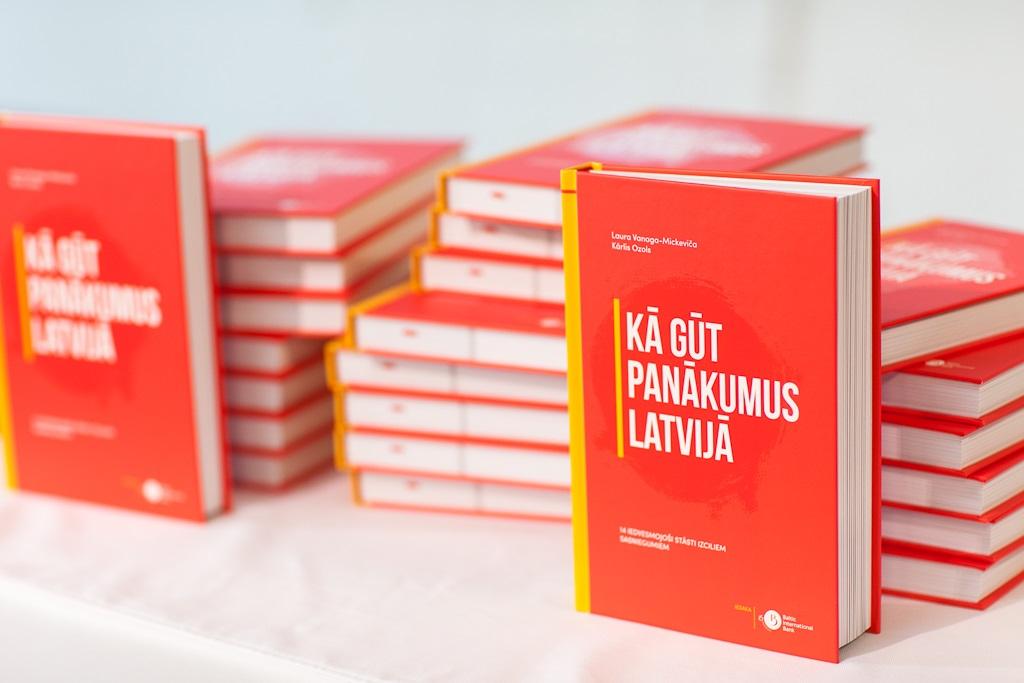 Ka gut panakumus Latvija