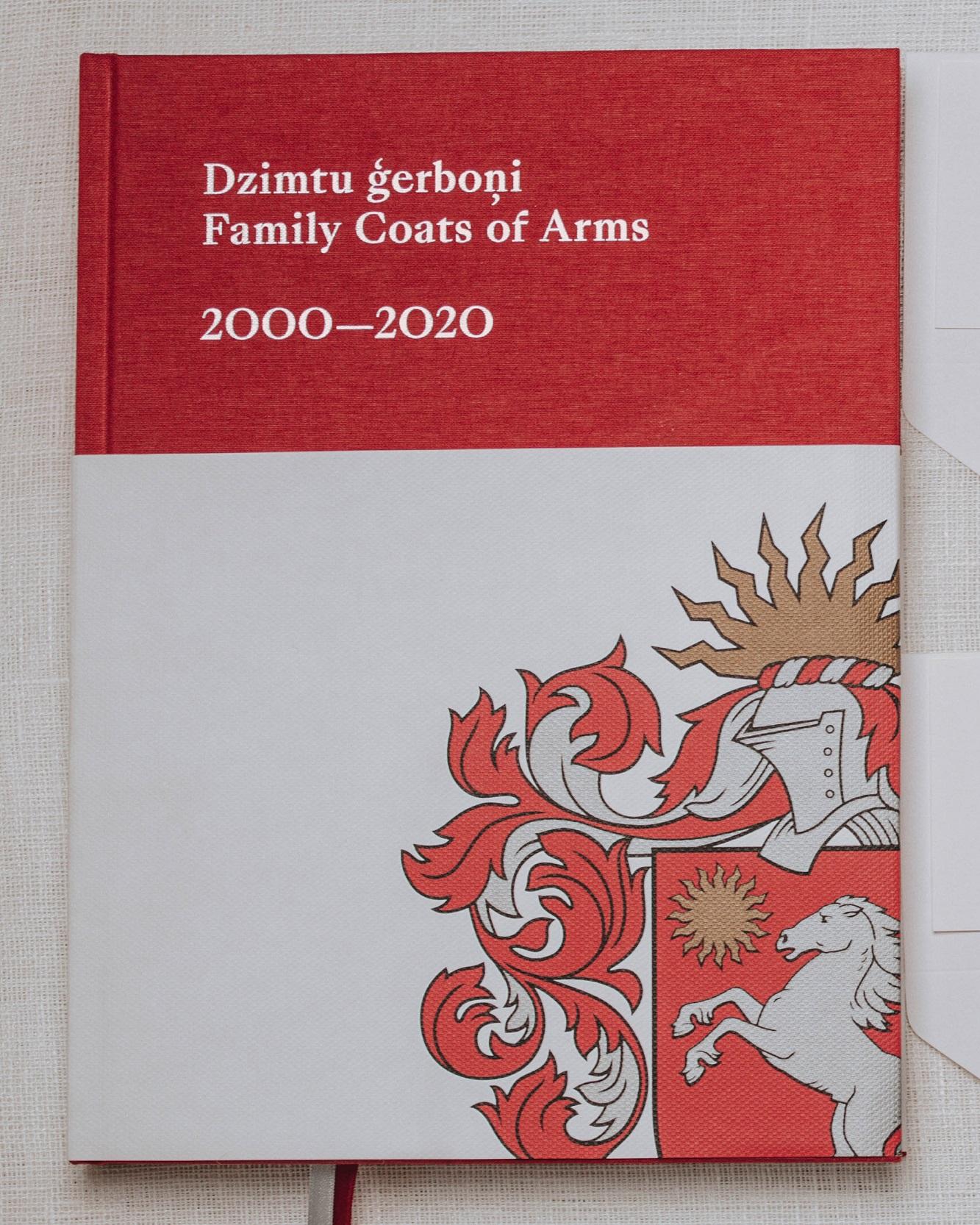 Dzimtu ģerboņi mūsdienu Latvijā